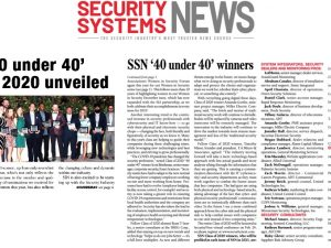 Sentinel Staff Awarded         '40 Under 40′ Recognition
