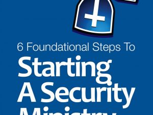 Free eBook on Church Security